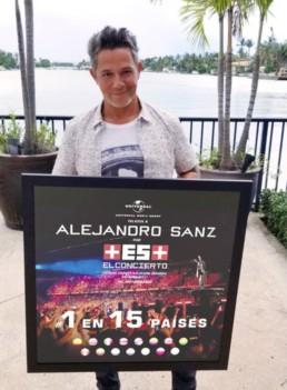 Alejandro Sanz concierto
