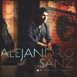 Alejandro Sanz el tren de los momentos