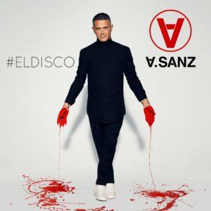 Portada #ElDisco Alejandro Sanz