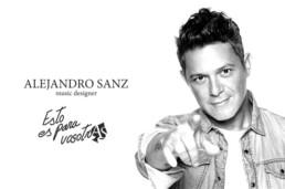 Alejandro Sanz Music Designer