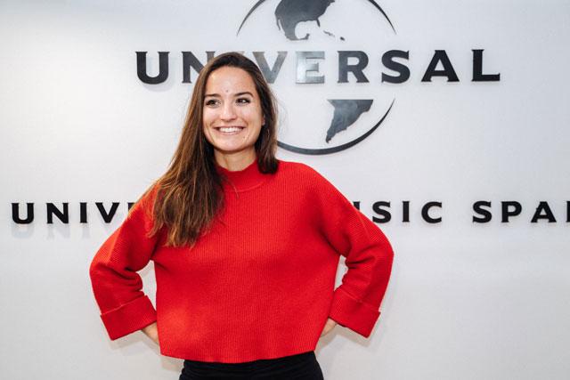 judit neddermann firman con universal music spain y música global